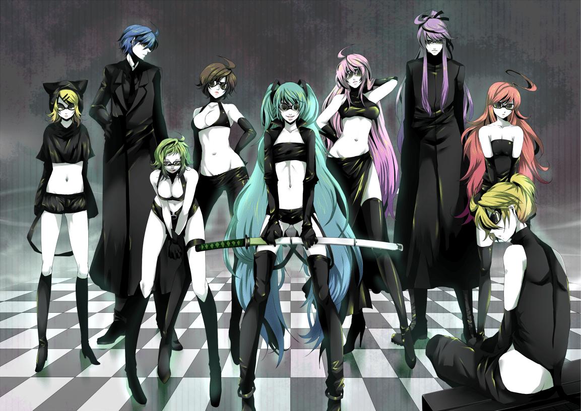 vocaloid girl characters Joker19 Permalink
