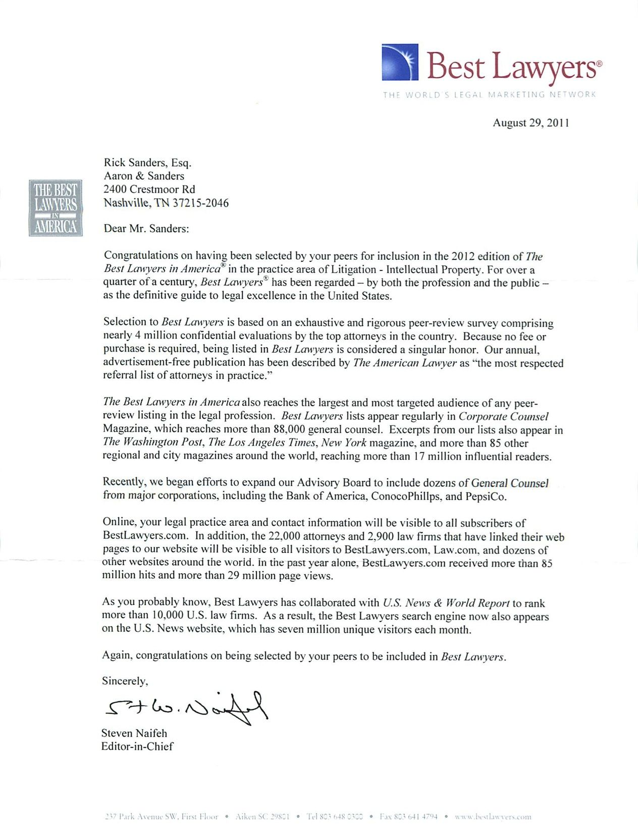 Sample Letter Client Legal Cover Latter Sample
