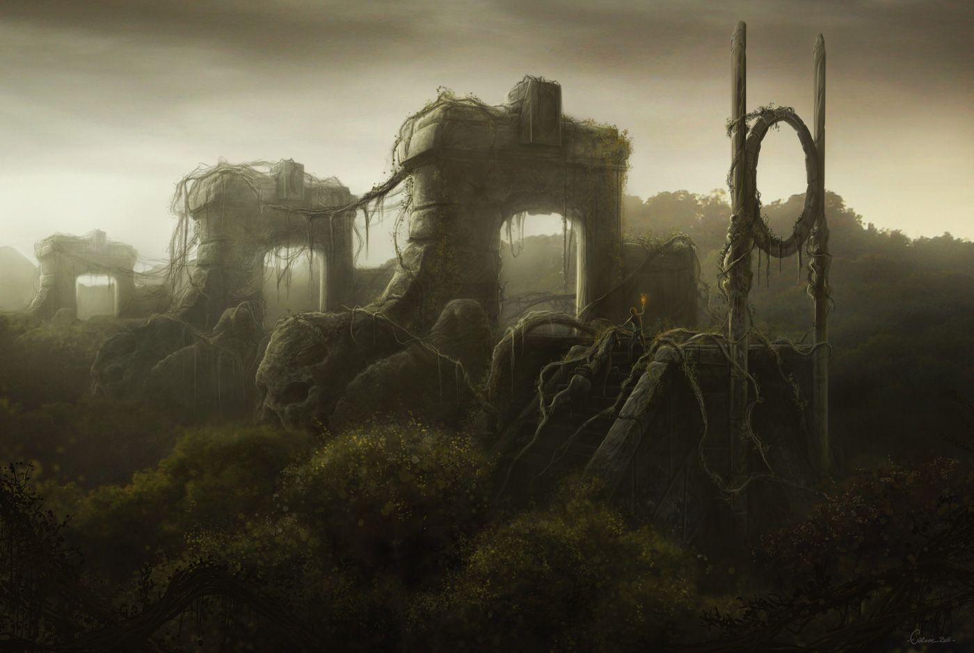 Ruins Of The Kord