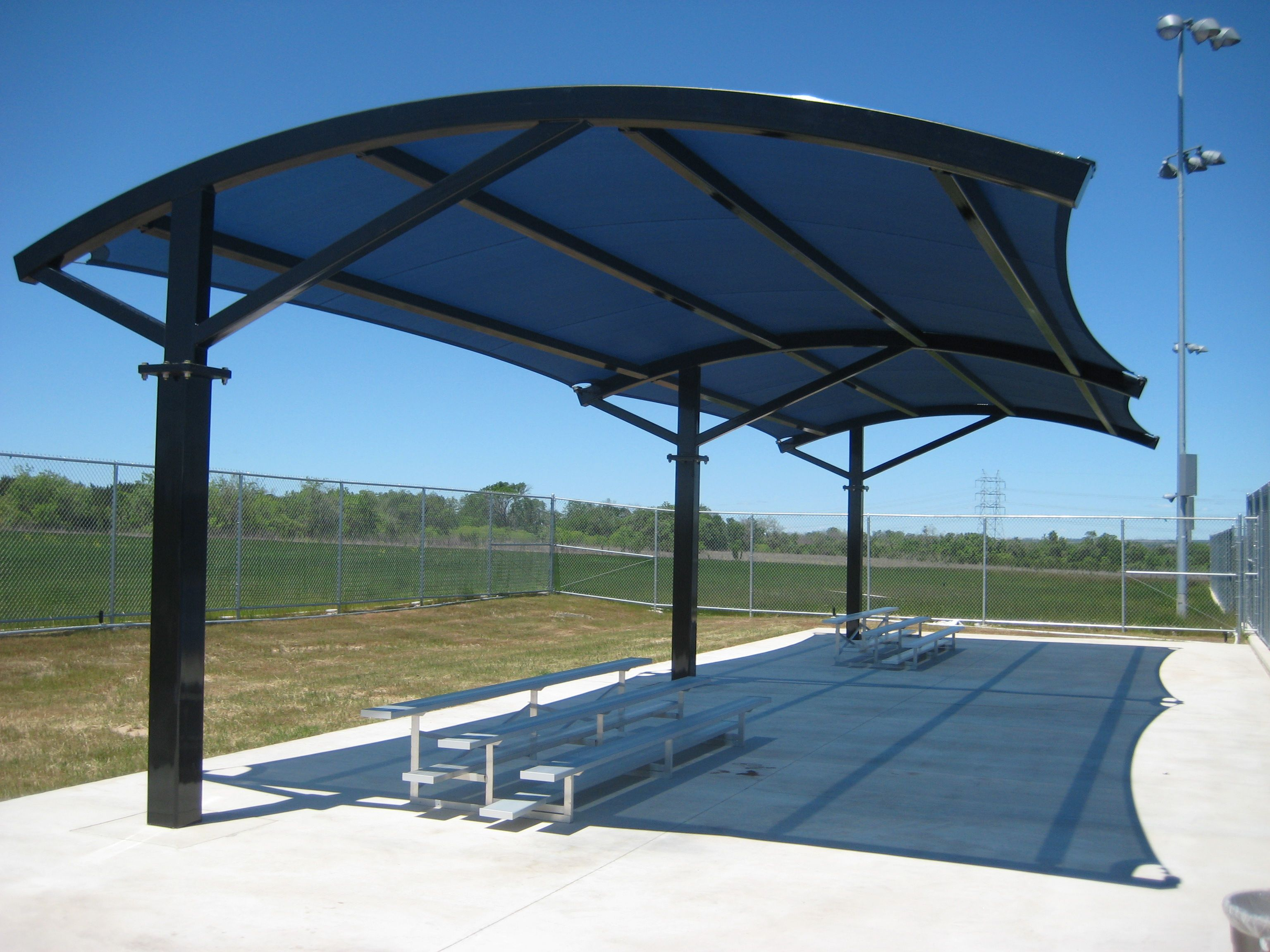 Canopy Fabric Shade Structures Patio Shade Structures Cabins And Outdoor Living