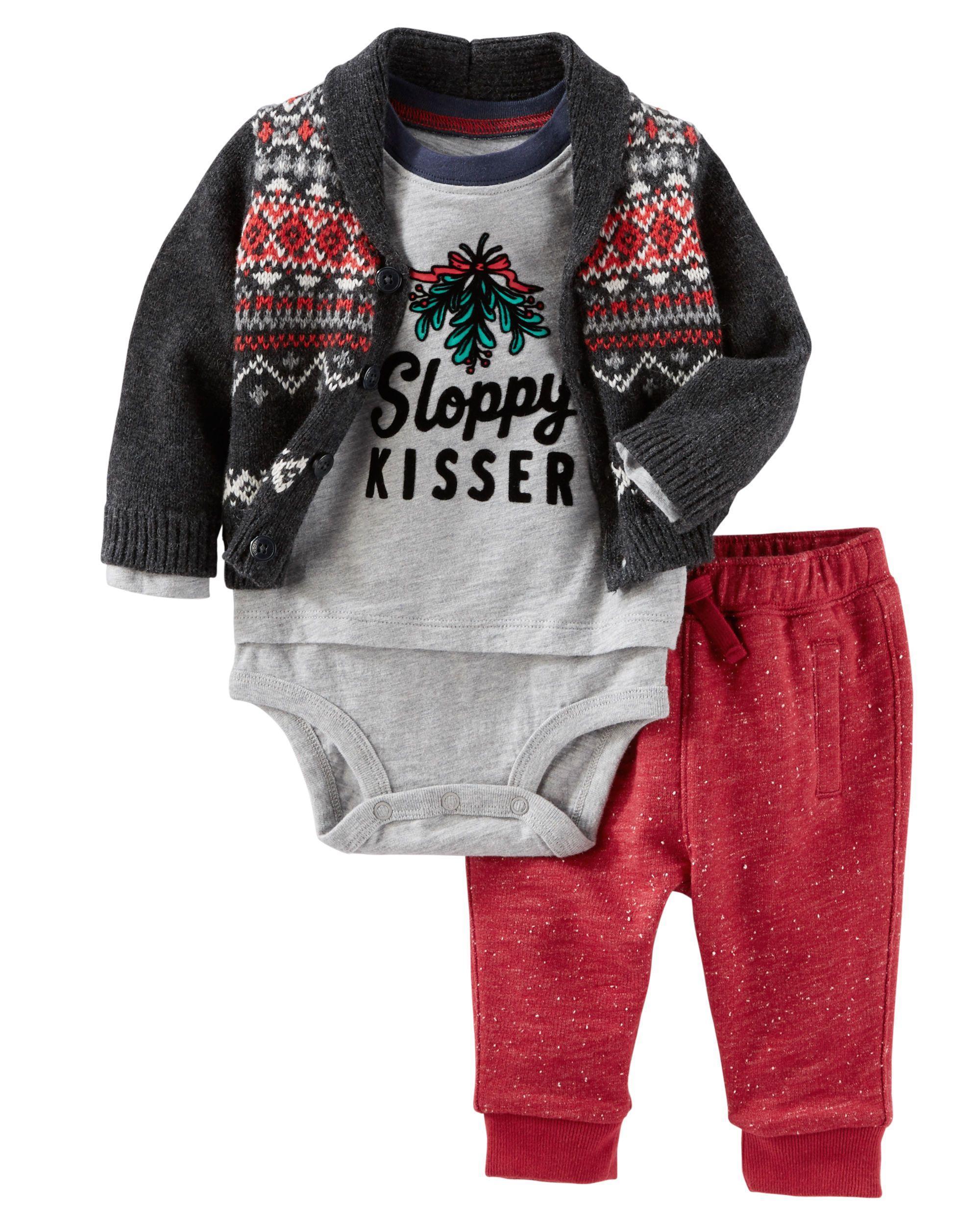 Baby Boy OKF16SEPT27_CA Carter's OshKosh Canada Kids