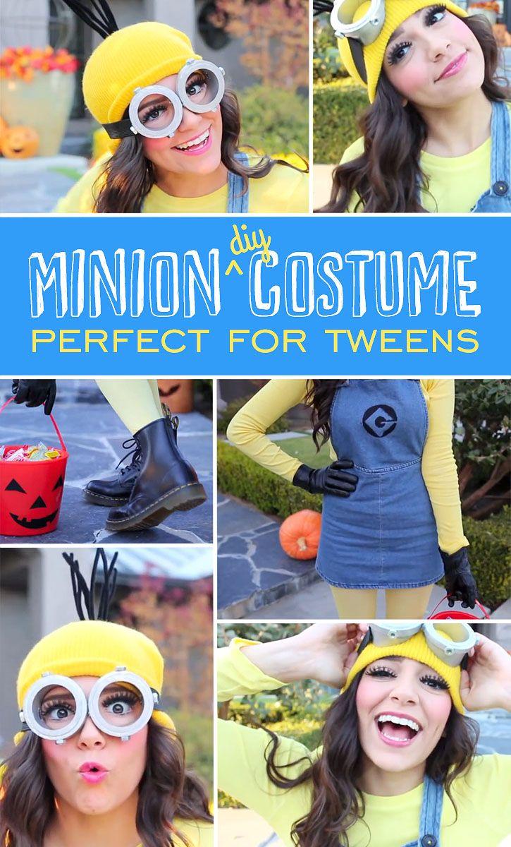 25+ Simple DoitYourself Halloween Costume Ideas Simple