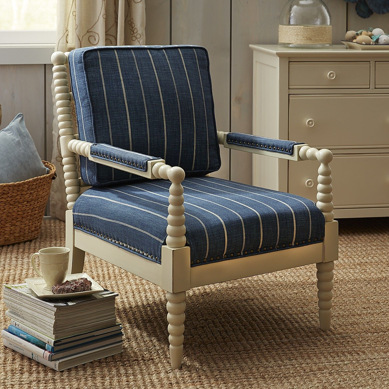 Spindle Arm Chair 500 at Pier One. Bobbin Chair