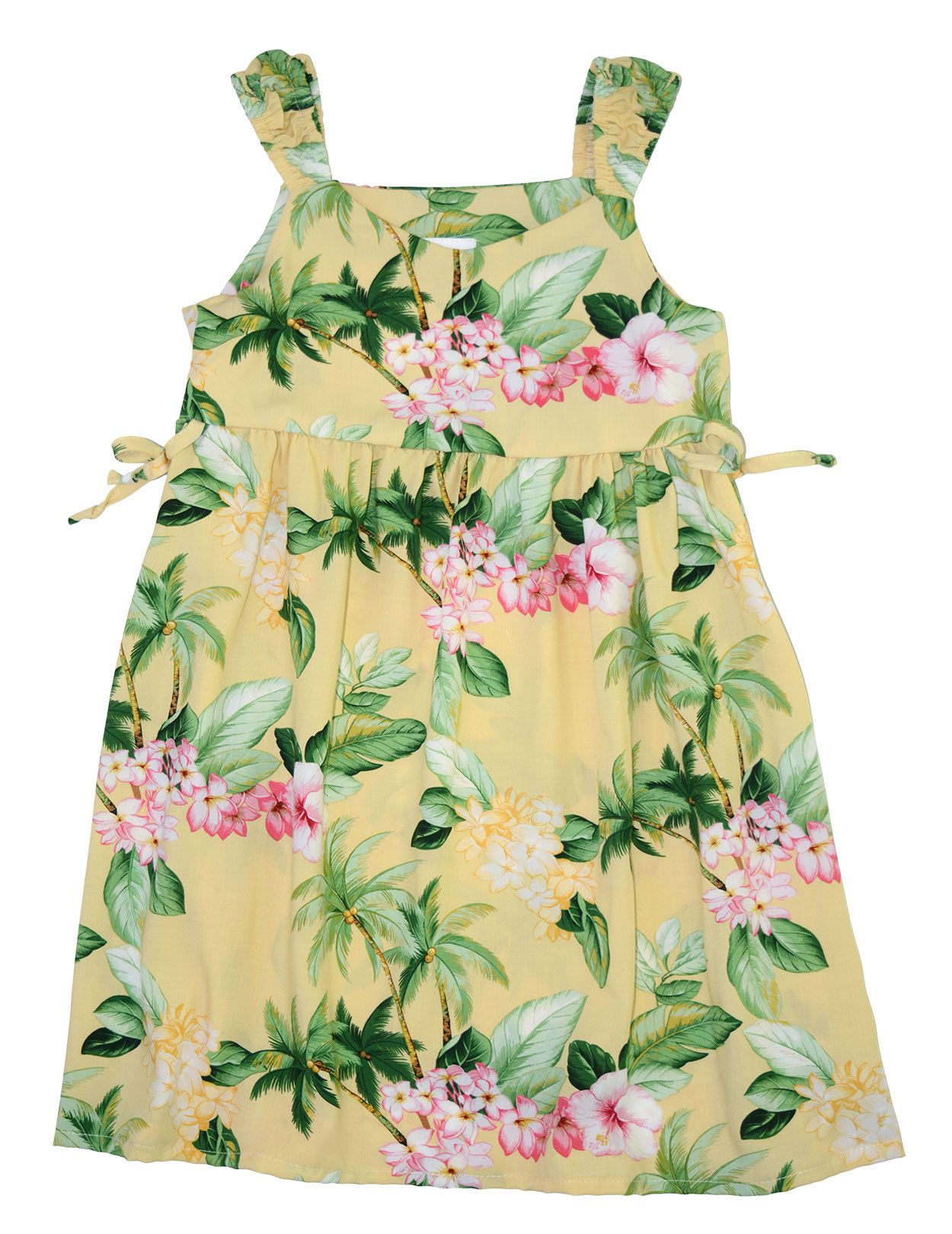 Check Out The Deal On Makaela Little Girls Dress Side Tie