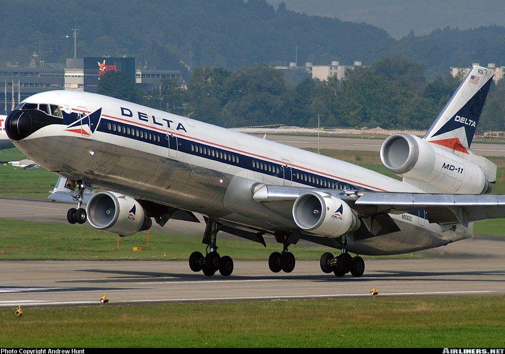 Delta Air Lines McDonnell Douglas MD11