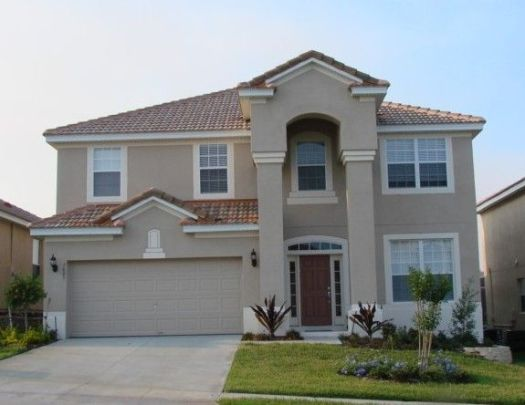 Best Exterior Paint Colors For Small Stucco Home With Orange Tile Roof Google Search