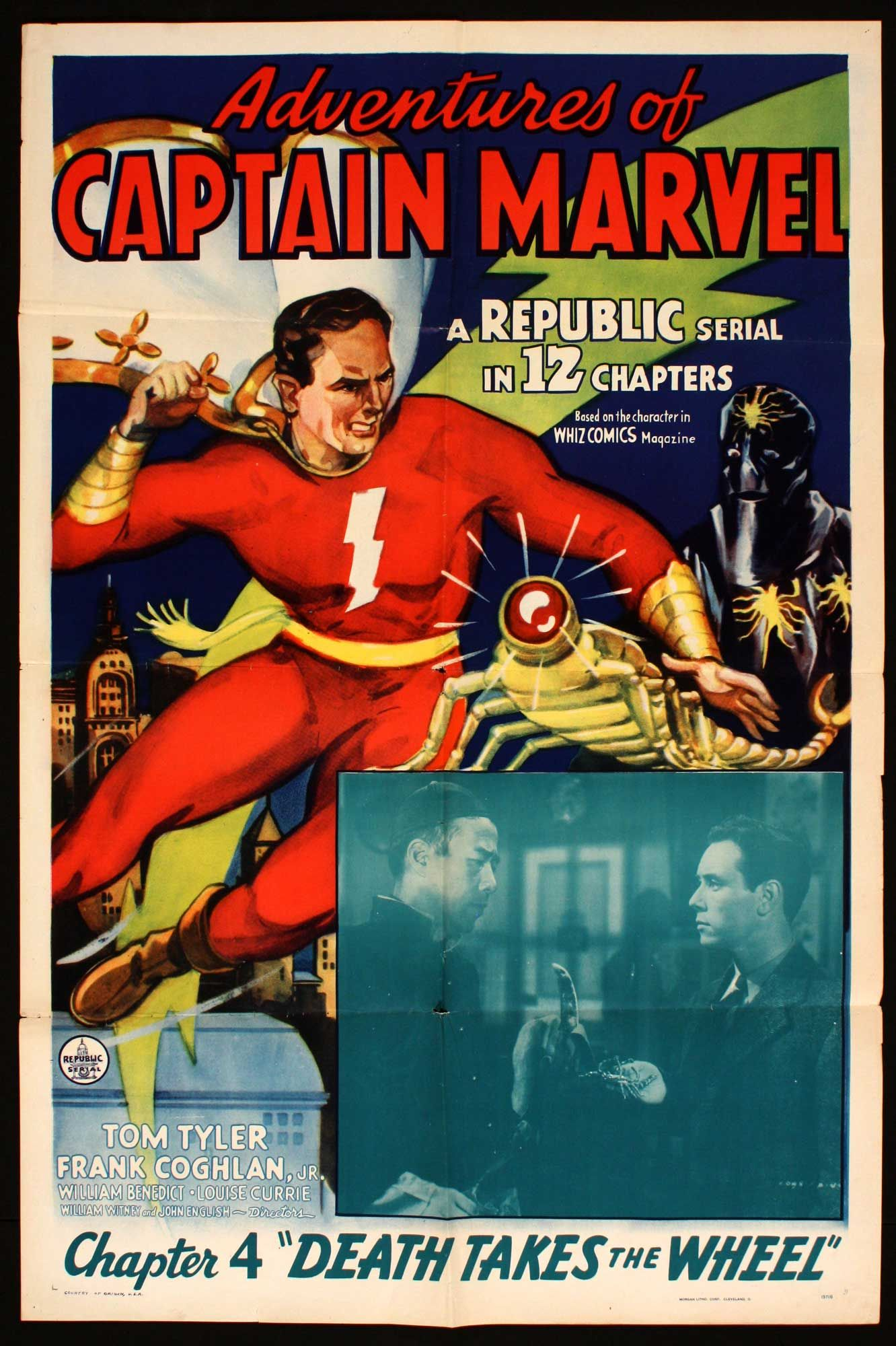 The Adventures Of Captain Marvel Republic Pictures