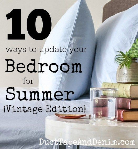 10 Easy Ways To Update Your Bedroom For Summer Inexpensive Home Decordiy