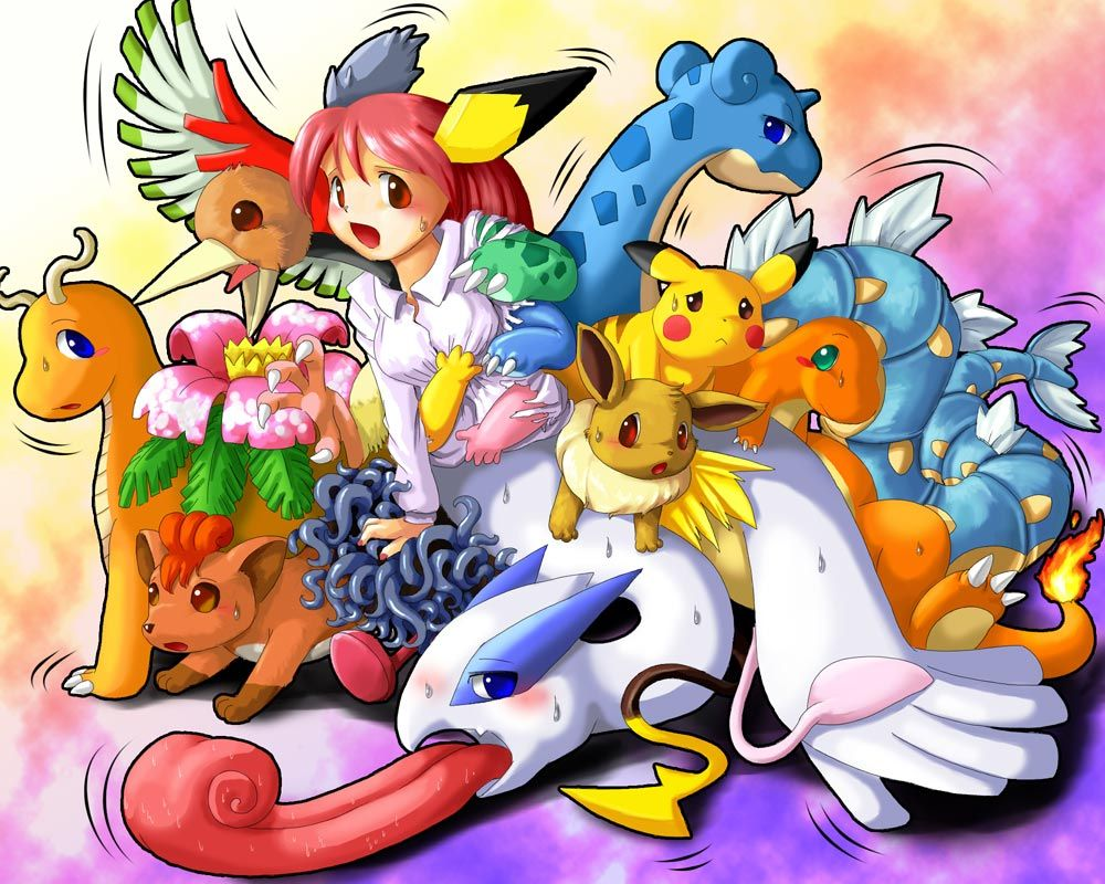 pokemon anime pokemon anime wallpaper | anime | pinterest