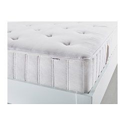 Sultan Holmsta Latex Pillowtop Spring Mattress Queen Ikea Most Comfortable I