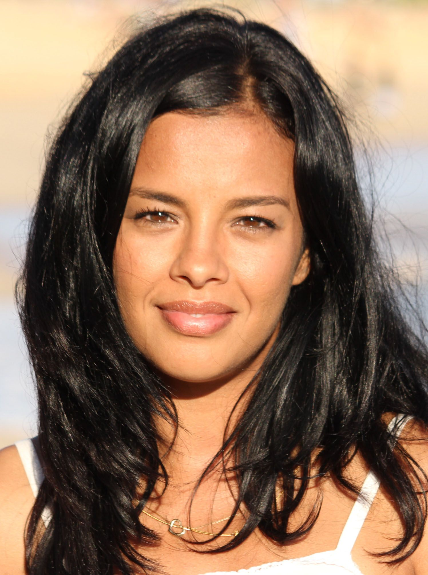 Liz Bonnin, wildlife television presenter J'adore