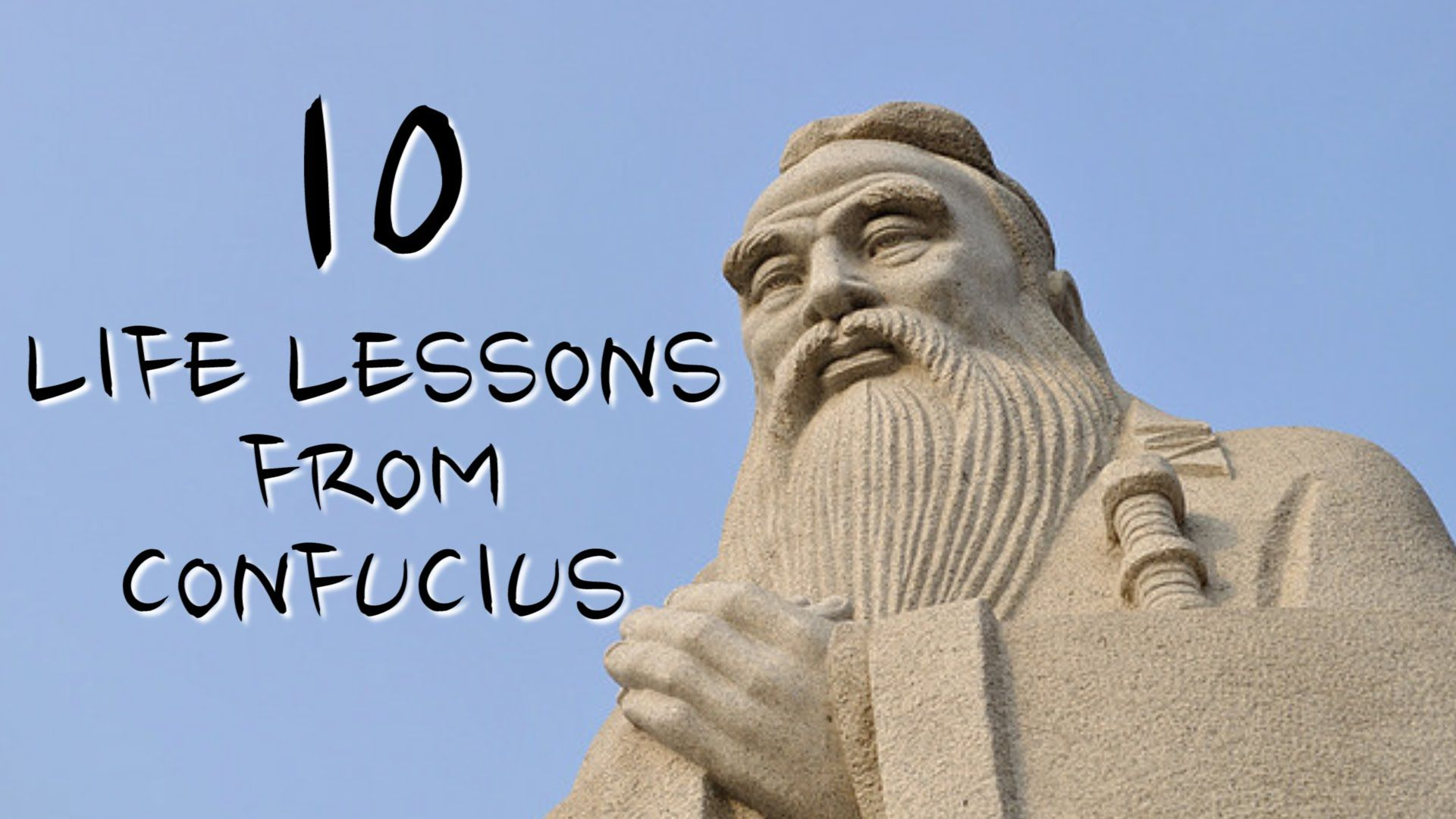 10 Life Lessons From Confucius We Should All Follow Off