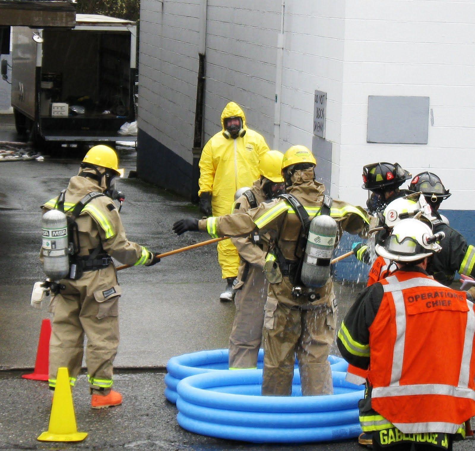 hazmat ppe HAZMAT Chemical Pinterest Safety courses