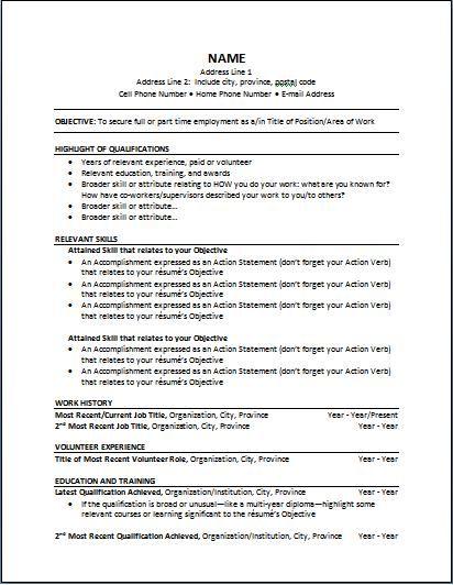 breakupus stunning ideas about sample resume templates on