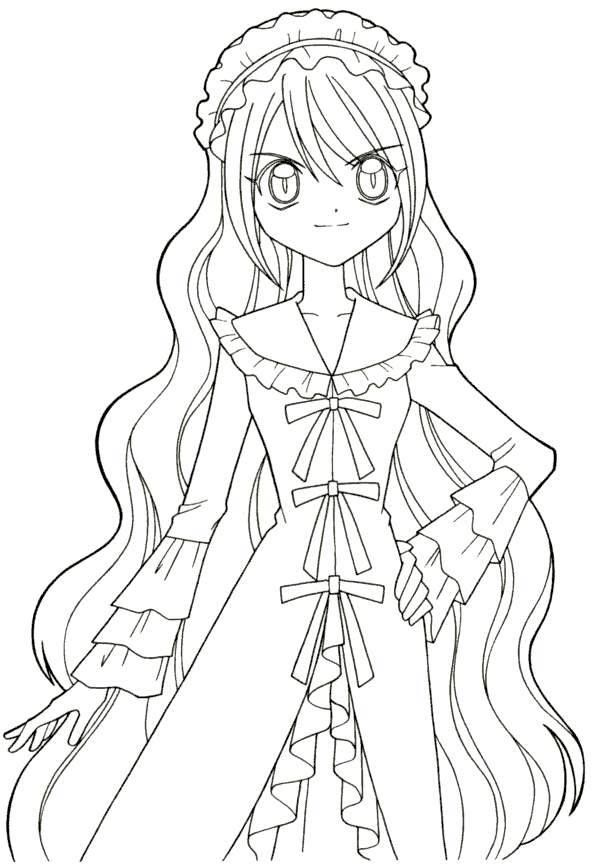 class anime mermaid coloring pages elronet com