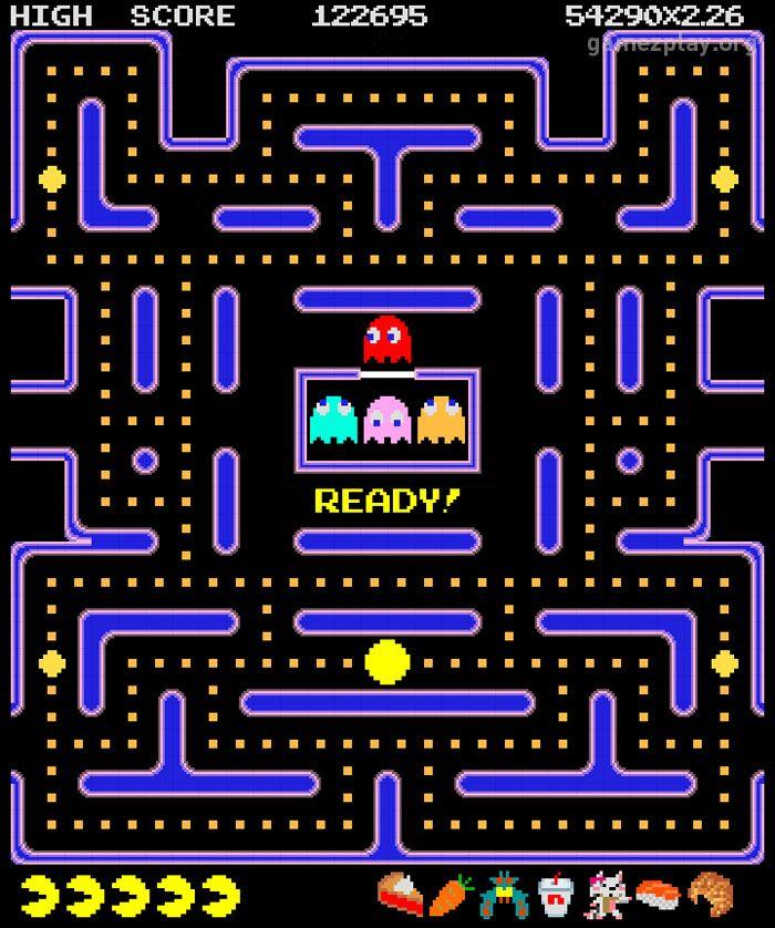 Pacman Maze Wallpaper (08) Pacman Pinterest Maze