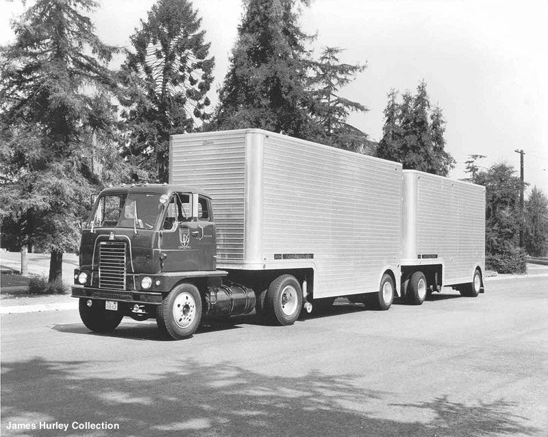 James Hurley UPS Truck Pictures UPS Pinterest Rigs