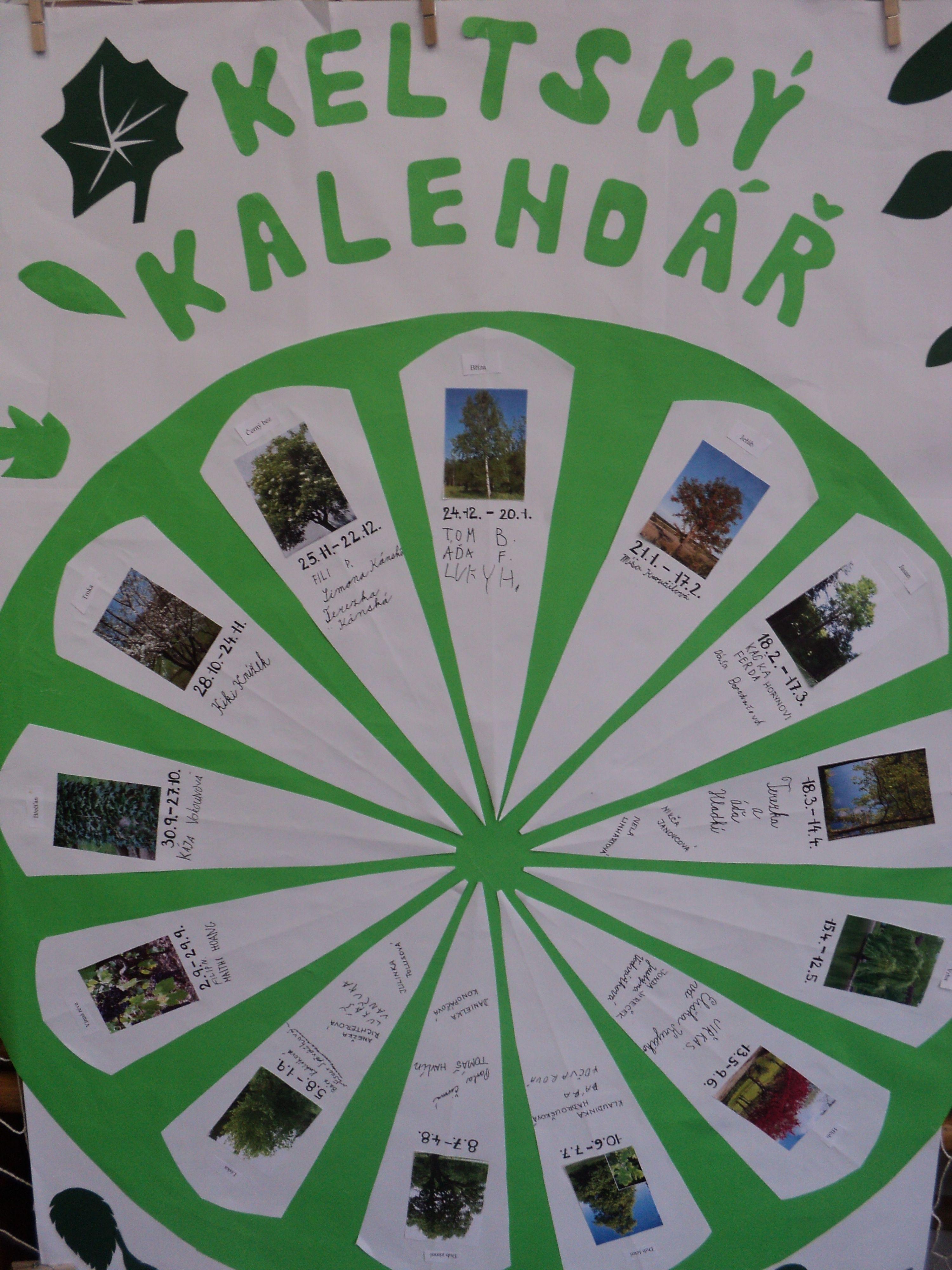 Keltsk Kalenda