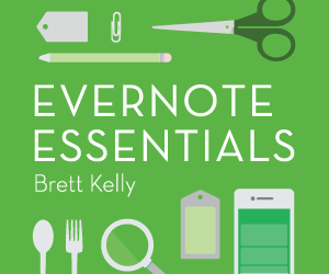 Evernote Essentials Logo and link