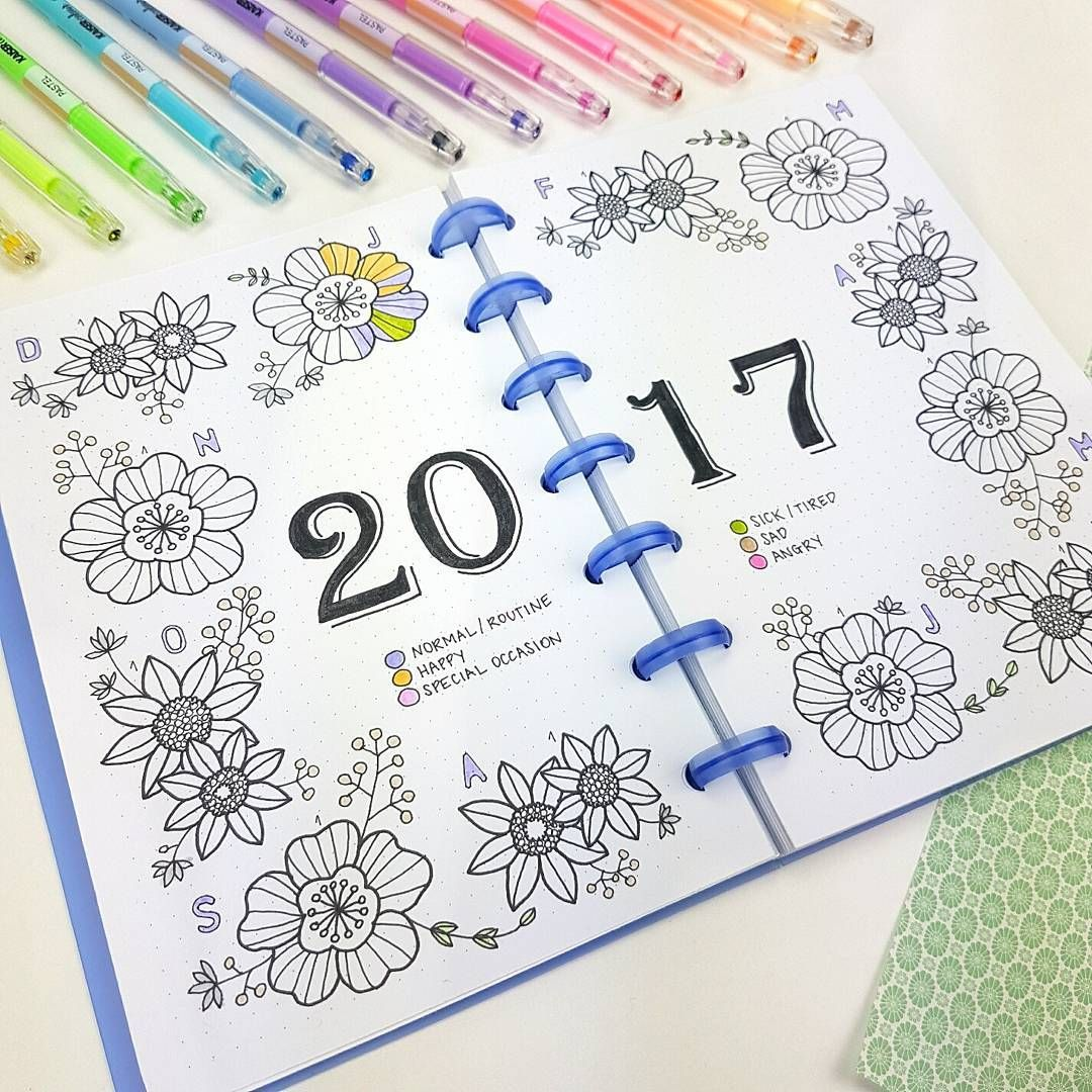 Bullet Journal Tracker Bullet Planners And Peace