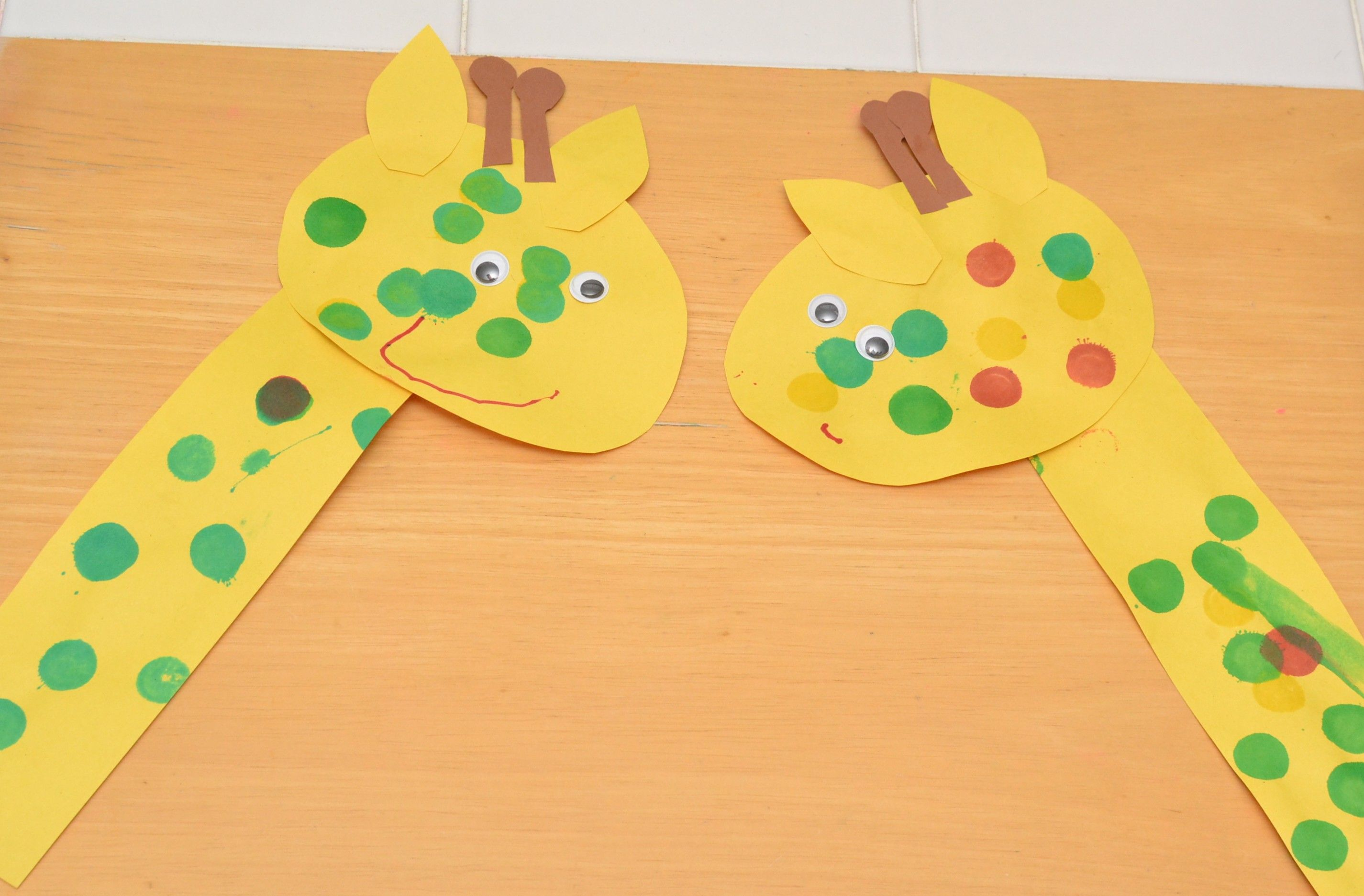 Easy Zoo Animal Crafts For Preschoolers Pickease