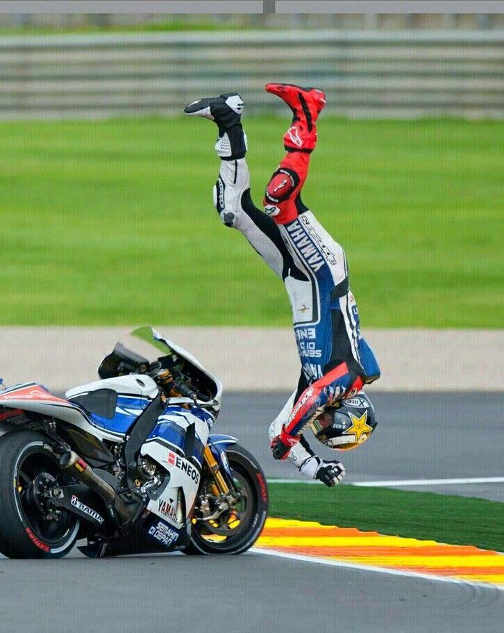 Lorenzo....crash!! Moto GP....mi hobbie