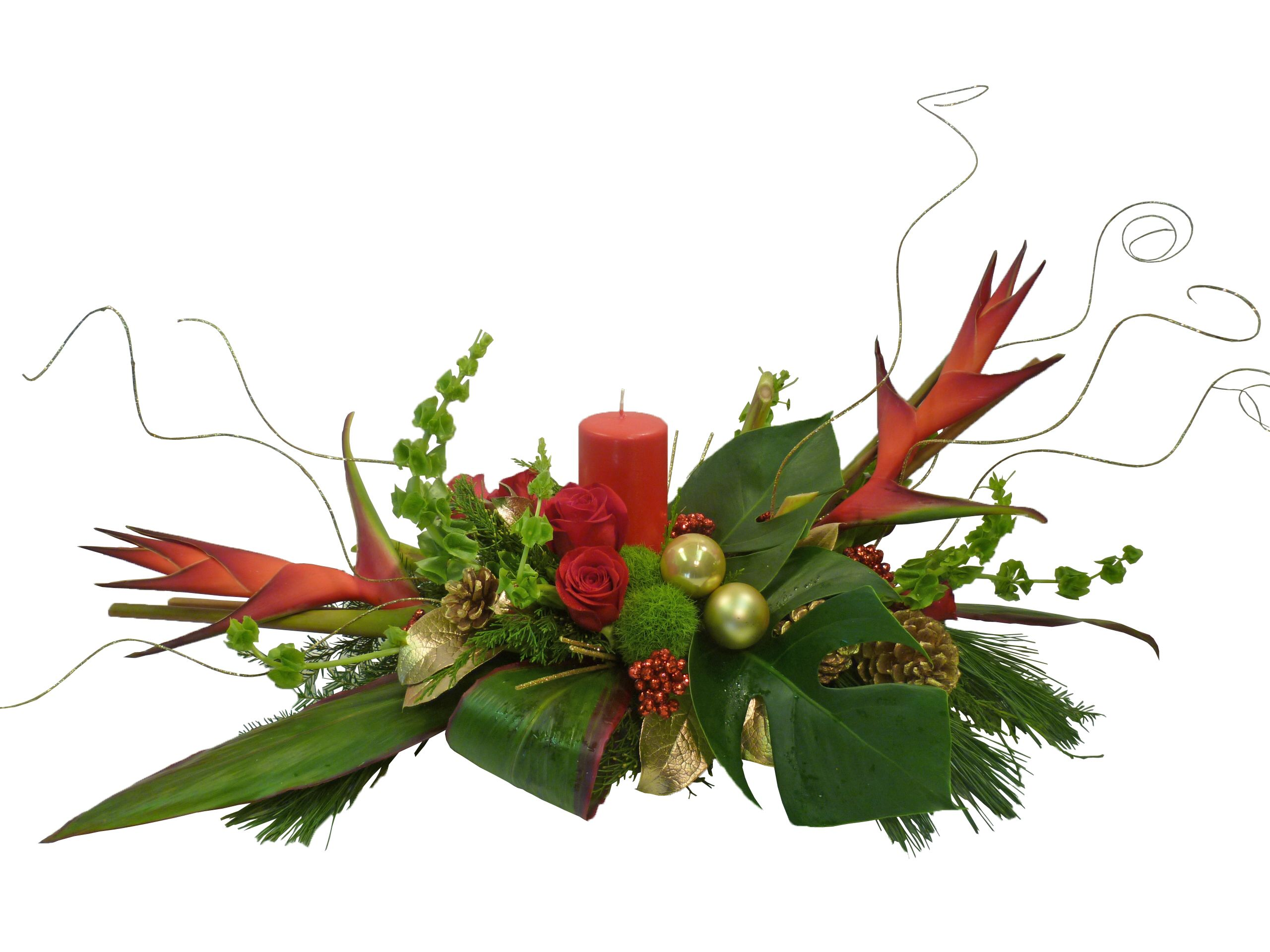 modern Christmas centerpieces Dandelions Flowers & Gifts
