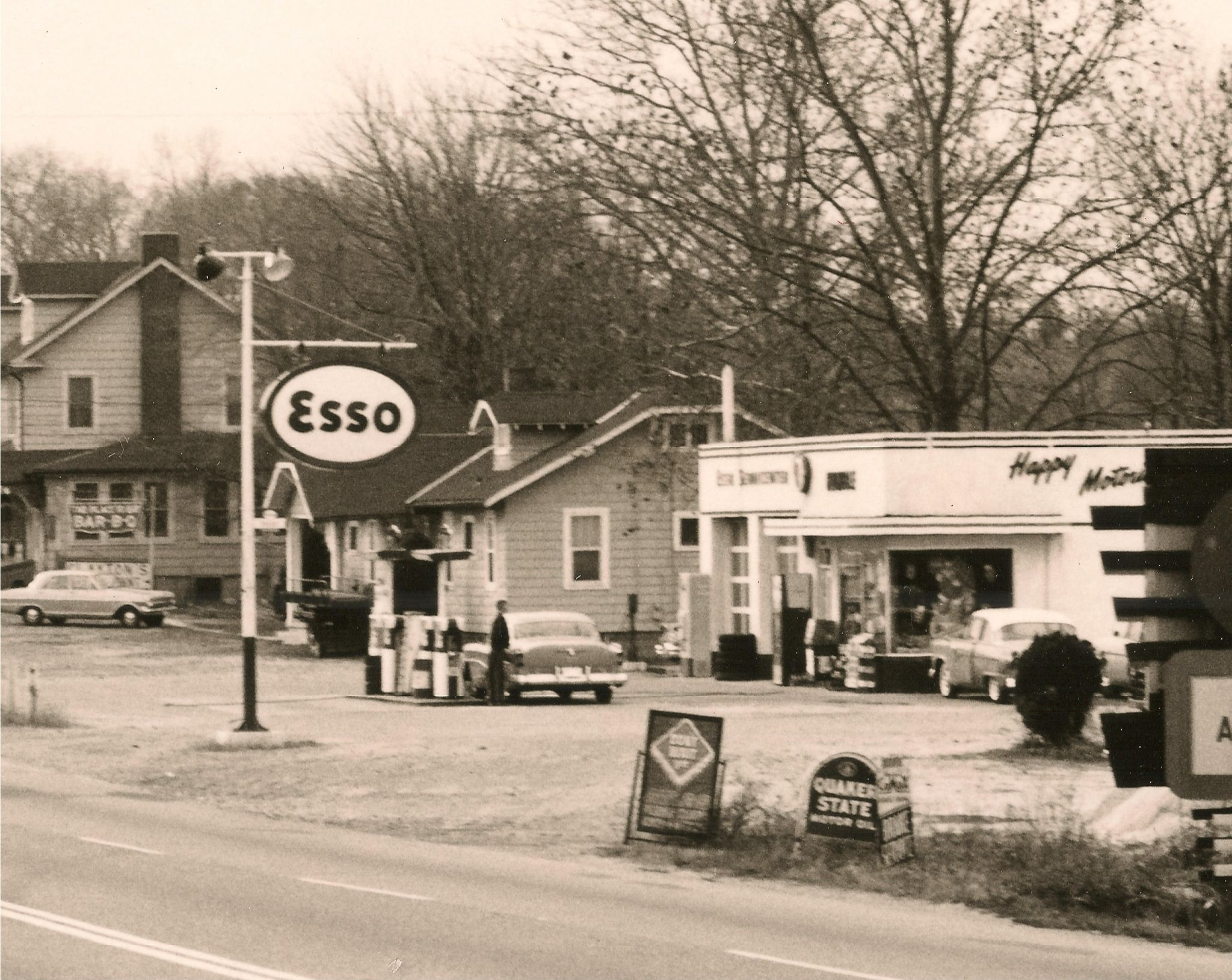 Pin by Dale Horn on Vintage Service Stations Pinterest