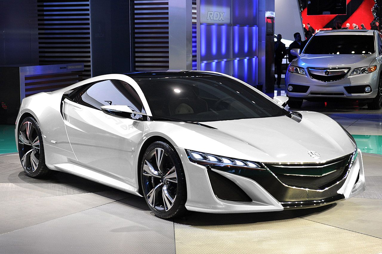 Under the Acura brand in 2015 is planned to produce 2015