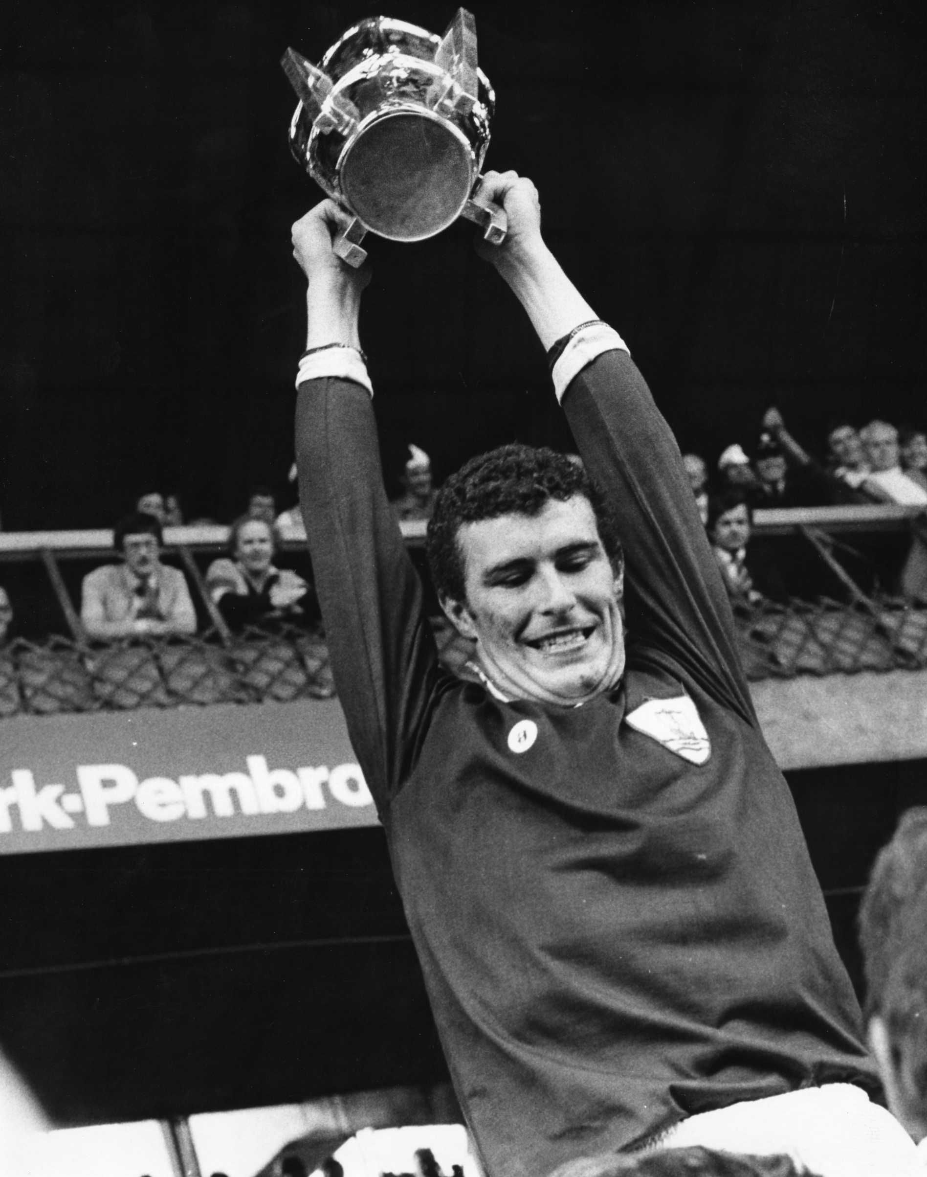 1980 Joe Connolly captained Galway to the AllIreland