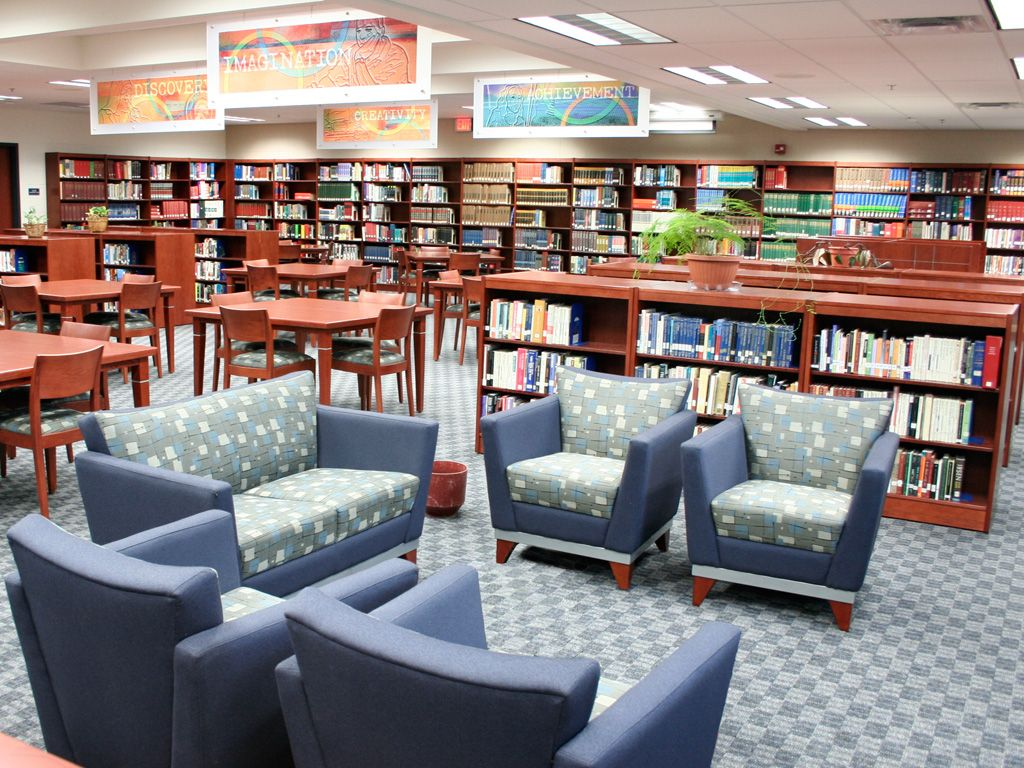 Modern High School Libraries
