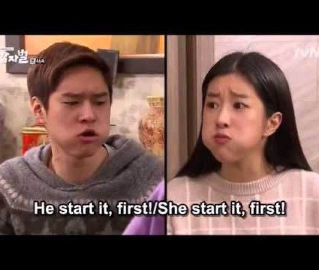 Real Life Between Brother And Sister In Korean Drama Youtube