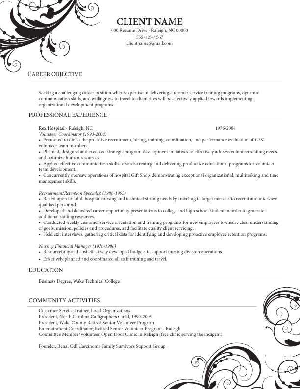 1000 images about resume on pinterest professional resume