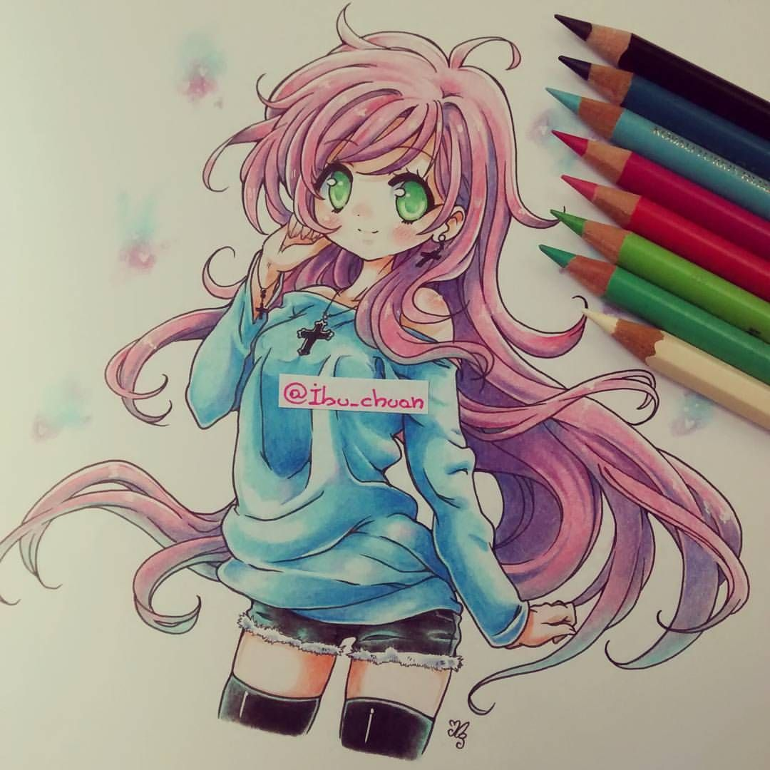 How the heck did they do that...with colored pencils