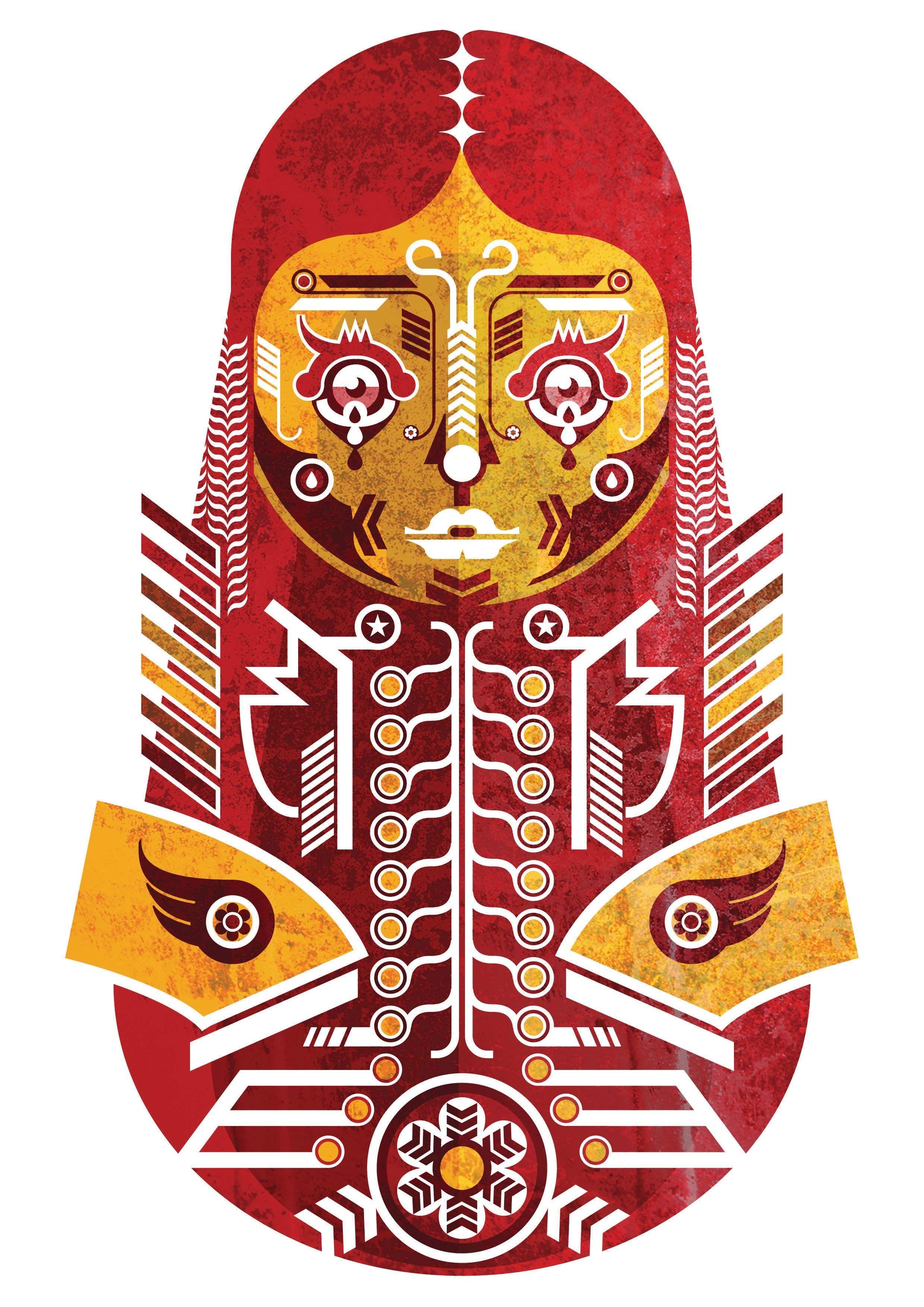 Adobe Illustrator & tutorial Create symmetrical