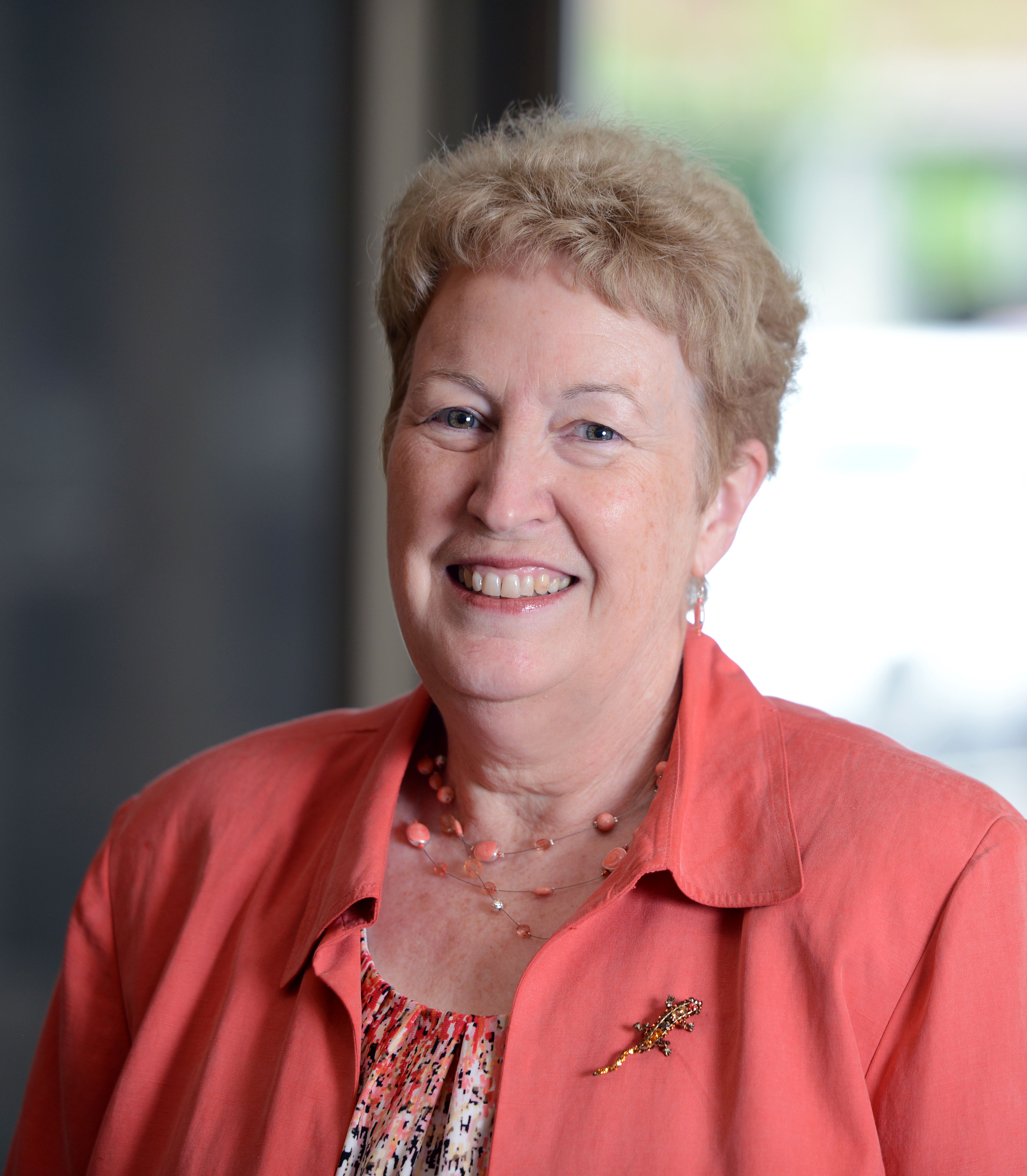 Kathy Gubser is the VP of Market Human Resources for Mercy