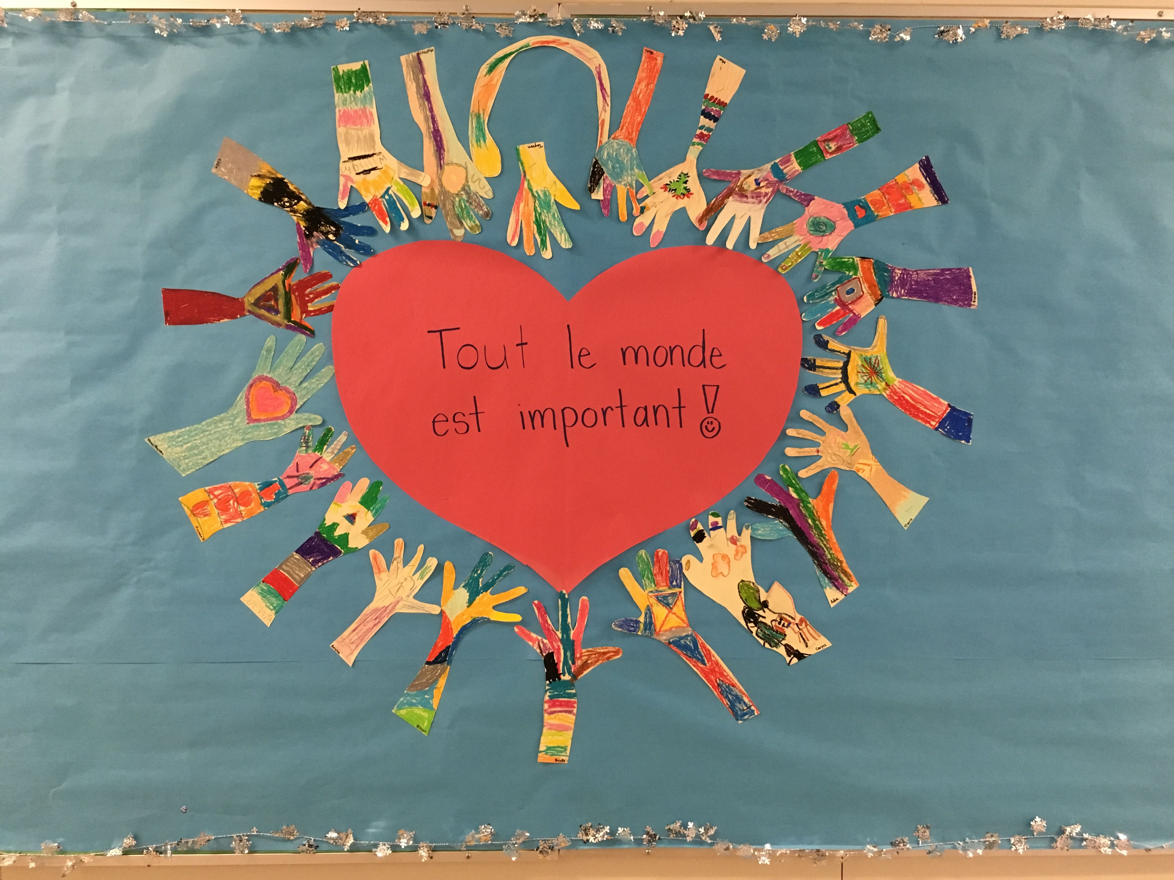 Art Activity About Kindness Inclusion Acceptance Of