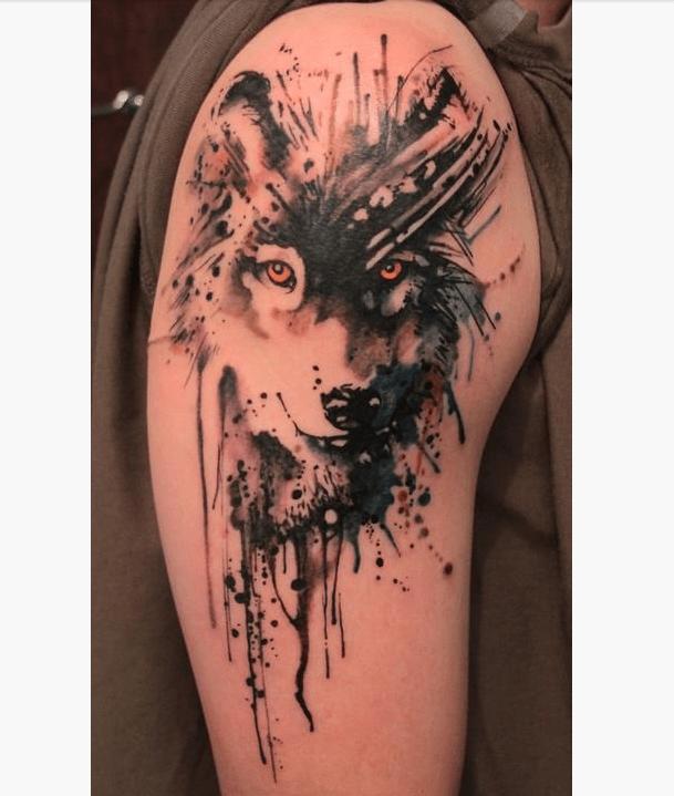 14 Inspiring Wolf Tattoo Designs And Ideas tattoo ideas