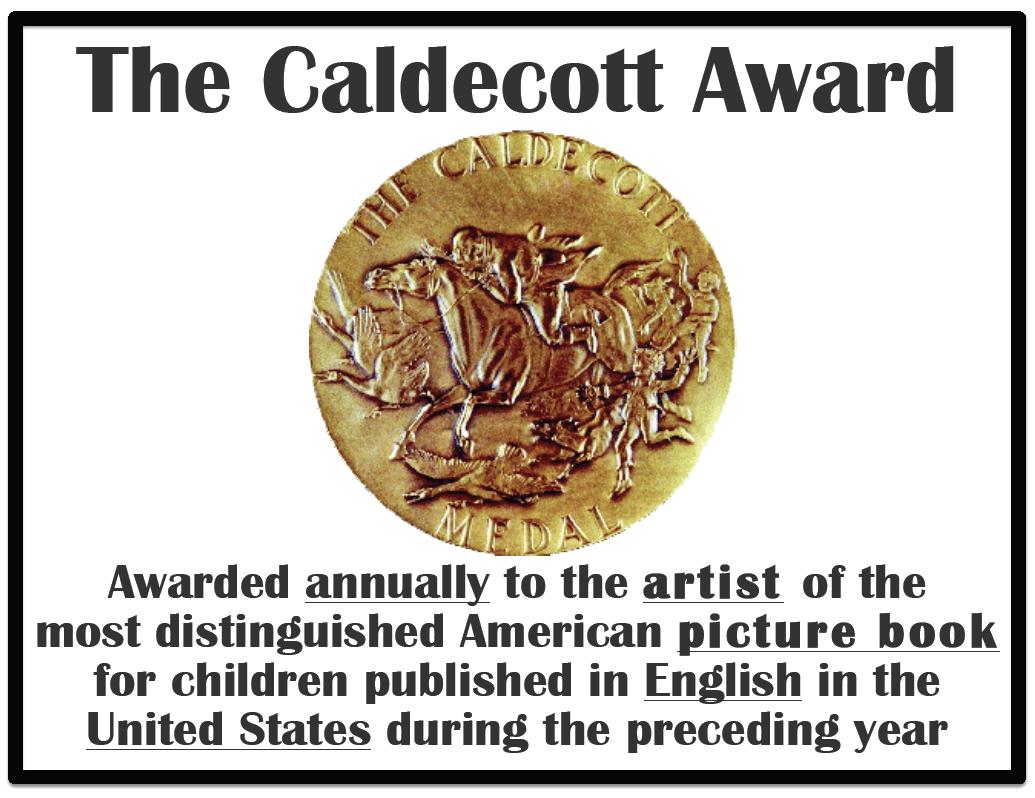 Caldecott Medal Winners And Honor Books Present