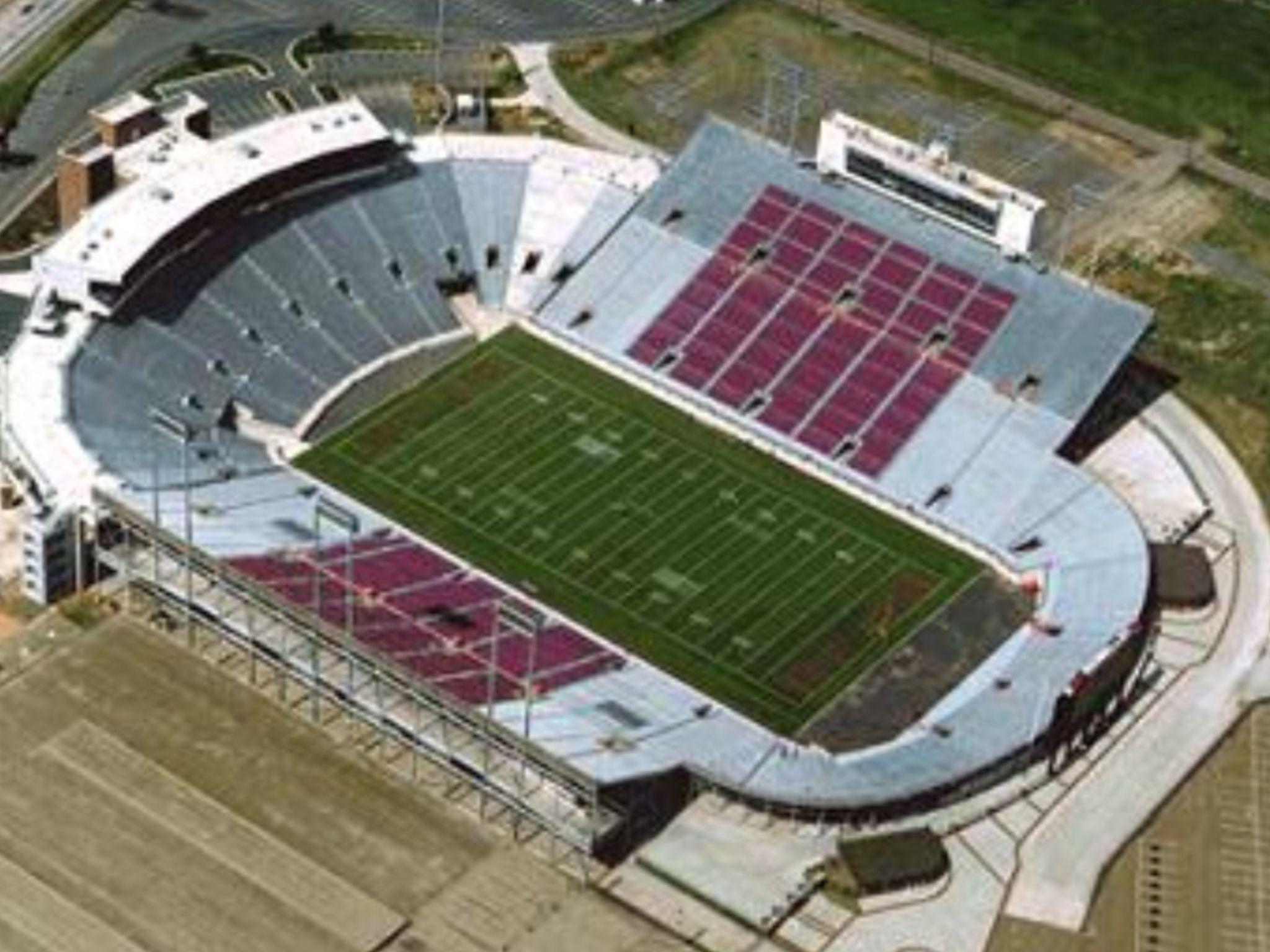 Independence Stadium, Shreveport LA. It has been renovated