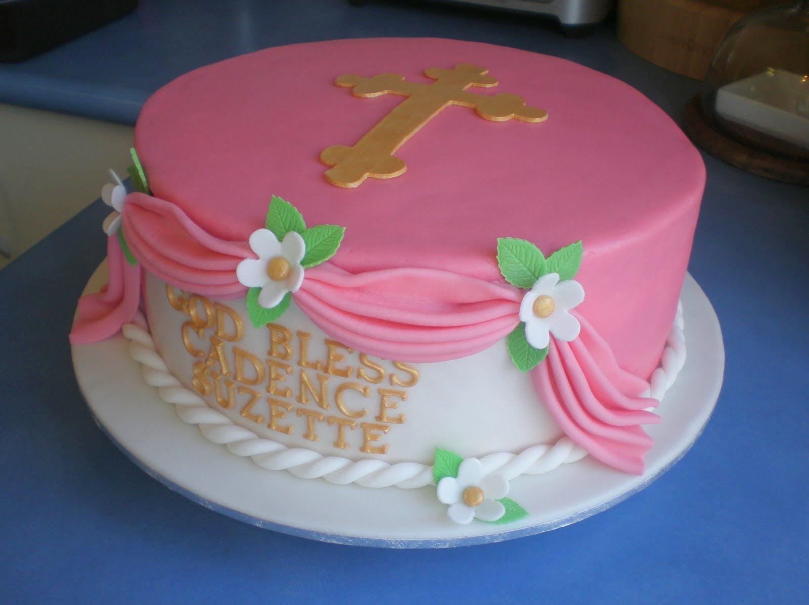 Best 25 Christening Cake Girls Ideas