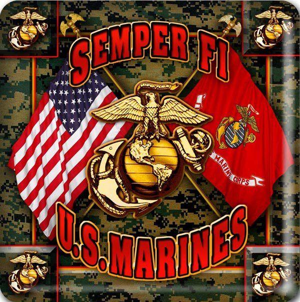 Semper Fi ¦ U.S. Marines ☆ Post Jobs, Tell Others and