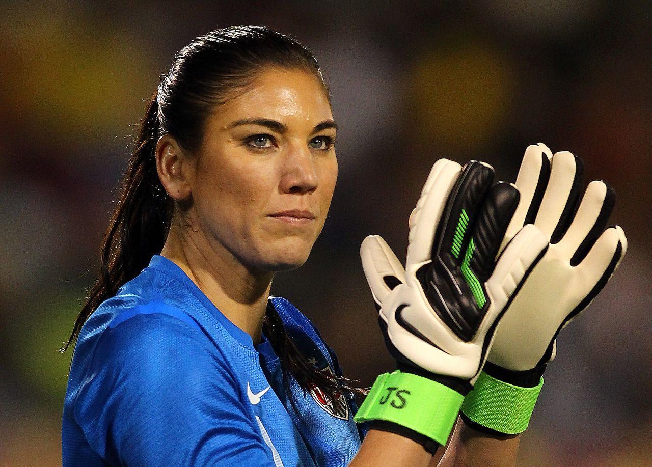 top sports woman – hope solo   www.topsportswomen   hope solo