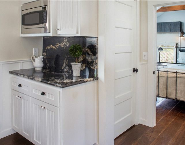 White Kitchen Cabinet Paint Color. Benjamin Moore White