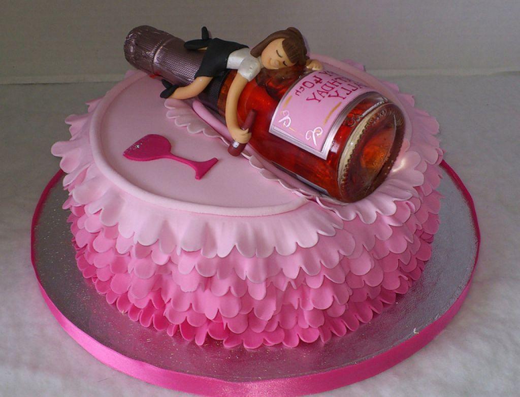 40th Funny Birthday Cakes