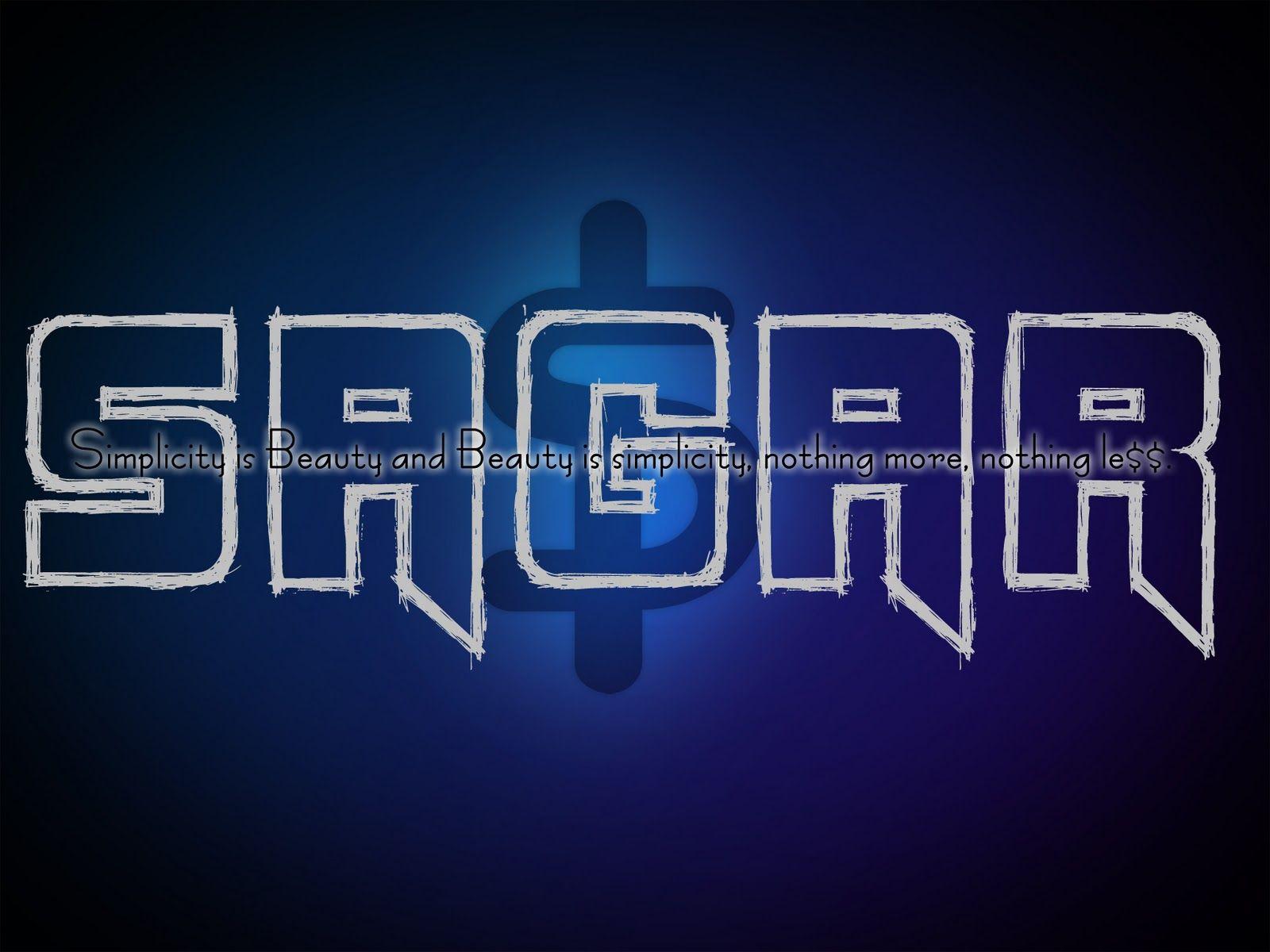 Sagar Logo Name Logo Generator Smoothie, Summer