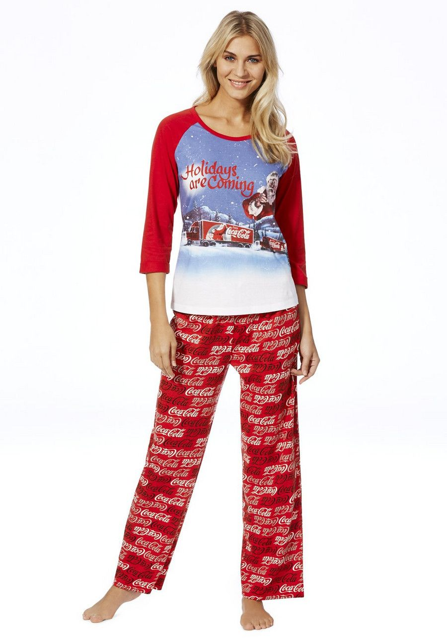 Clothing at Tesco Coca Cola Holidays Are Coming
