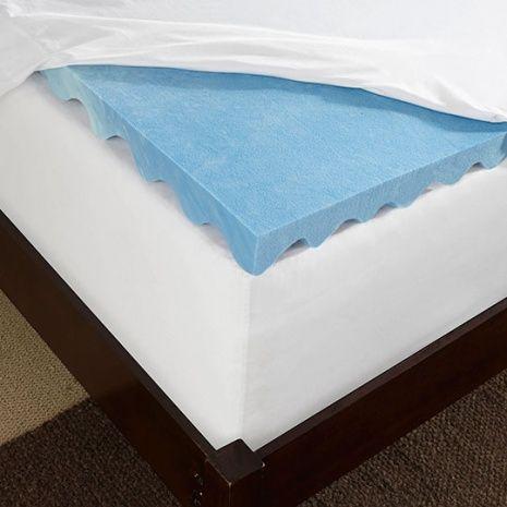 Mattress Pad 3 Inch Foam