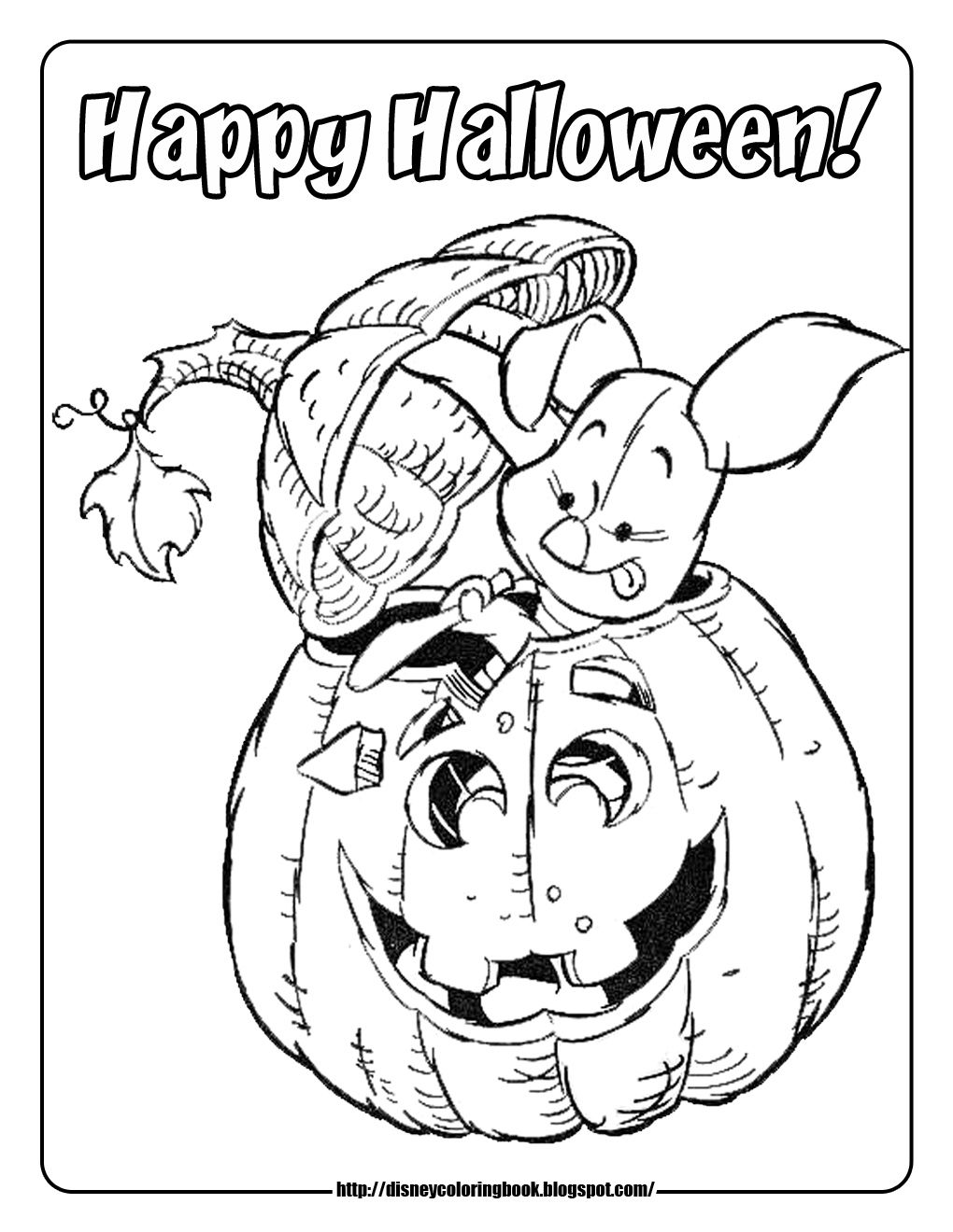 Disney Coloring Pages and Sheets for Kids Pooh and