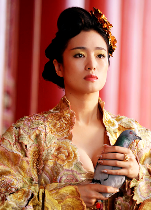 Gong Li in 'Curse of the Golden Flower' (2006). Movies